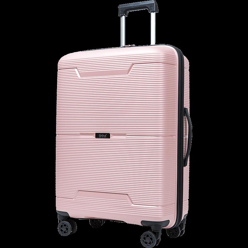 جديد أزياء البولي بروبلين المهنية سميكة الألومنيوم TSA قفل الجذع- PPZ1701